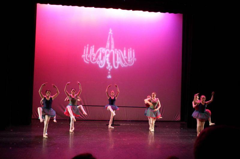 Auto-Ballet Jessica Spectacle Danse classique
